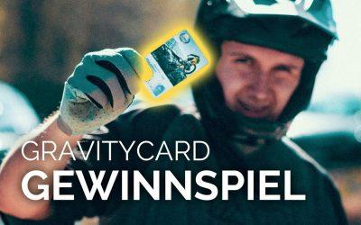 Du kannst eine Gravitycard gewinnen! – TrailTouch