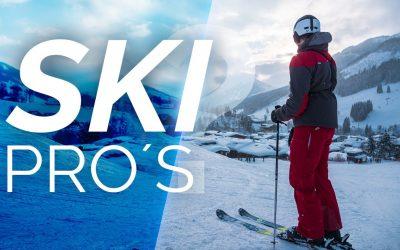 In 5 Tagen Ski fahren lernen ? Ski Fahren Saalbach – TrailTouch