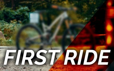 Mein neues Bike! First Ride – TrailTouch