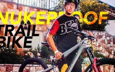 NEW! Nukeproof REACTOR – Short Test – TrailTouch