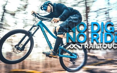 Neuer Hometrail Double! No Dig No Ride #22 – TrailTouch