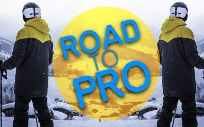 Verbessern wir uns? Ski fahren in Saalbach – TrailTouch