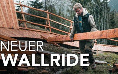 Wallride 35 Meter LANG! NoDig NoRide #24 – TrailTouch