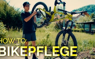 Ultimativer Bikepflege Guide | TrailTouch