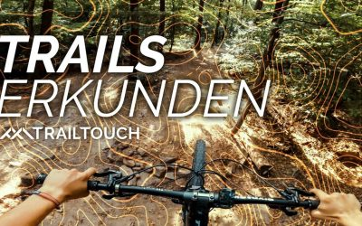 Trails mit GPS Navi fahren! – Garmin Edge 130 Plus | TrailTouch