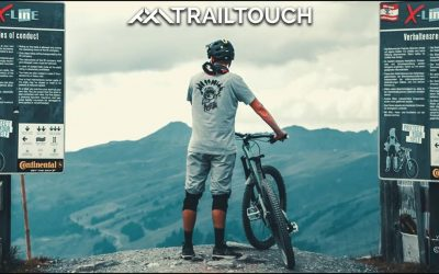 *trying to* ride ALL TRAILS OF SAALBACH in one day | TrailTouch