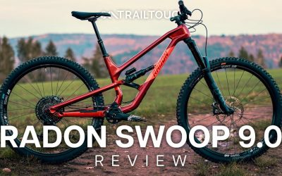 Freeride bike: Radon Swoop 9.0 Review | TrailTouch