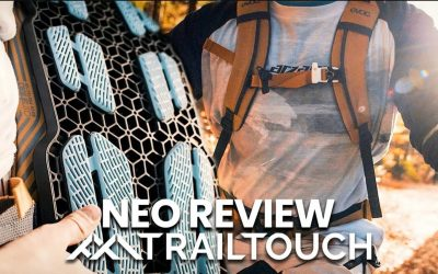 MTB Backpack Protector: Evoc Neo Review | TrailTouch