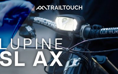 Nightride Lamp: Lupine SL AX REVIEW | TrailTouch